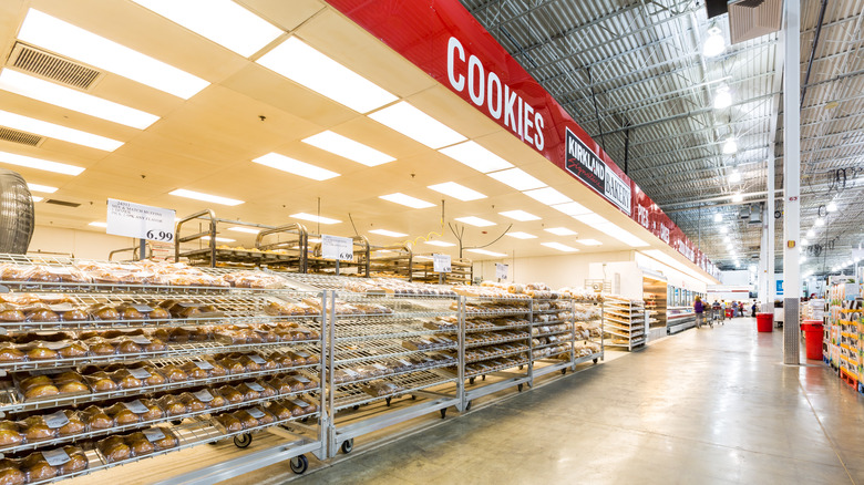 costco bakery section