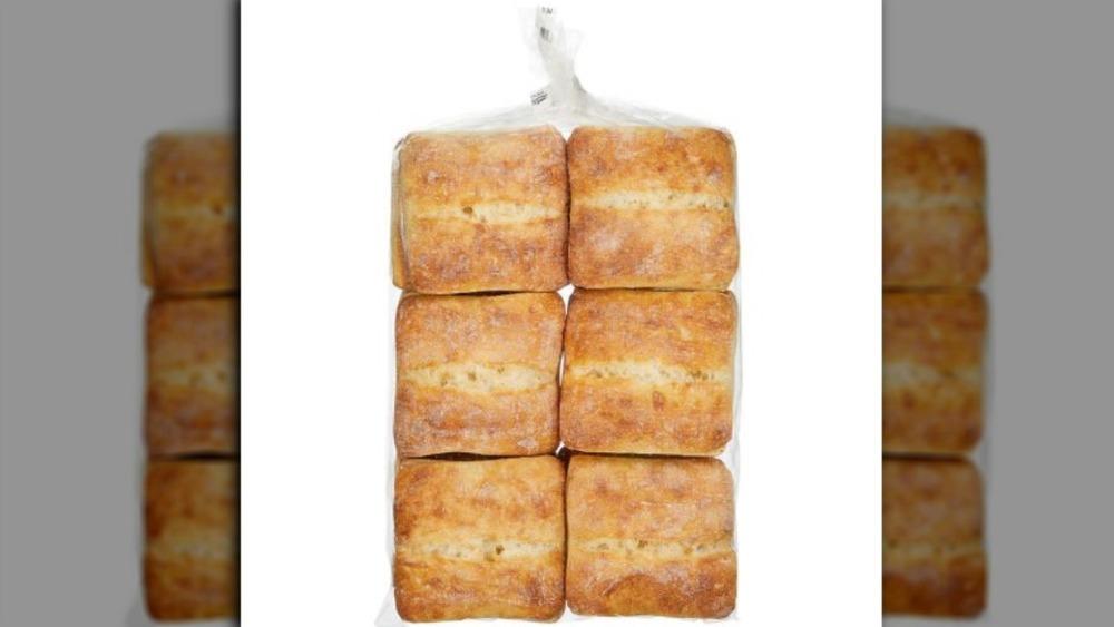 Costco bread rolls