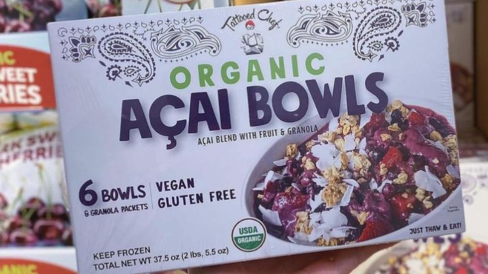 Costco's Organic Acai Bowls
