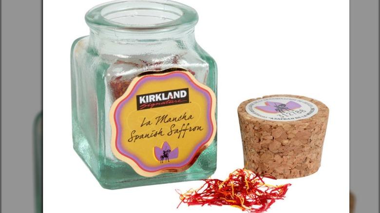 Kirkland brand saffron