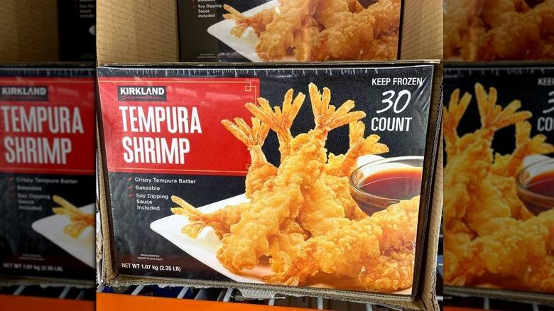 Costco tempura shrimp