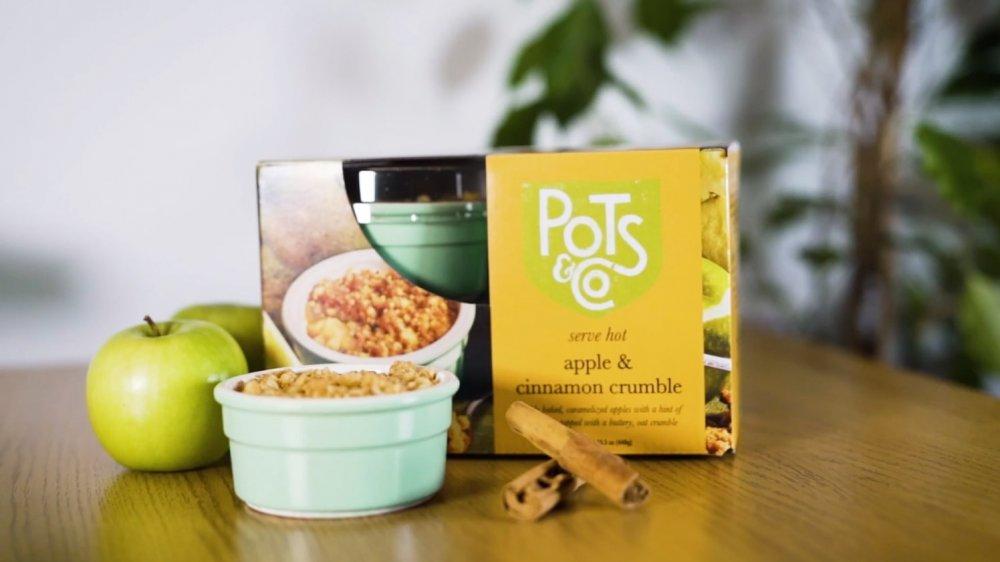 Pots & Co Apple Cinnamon Crumble