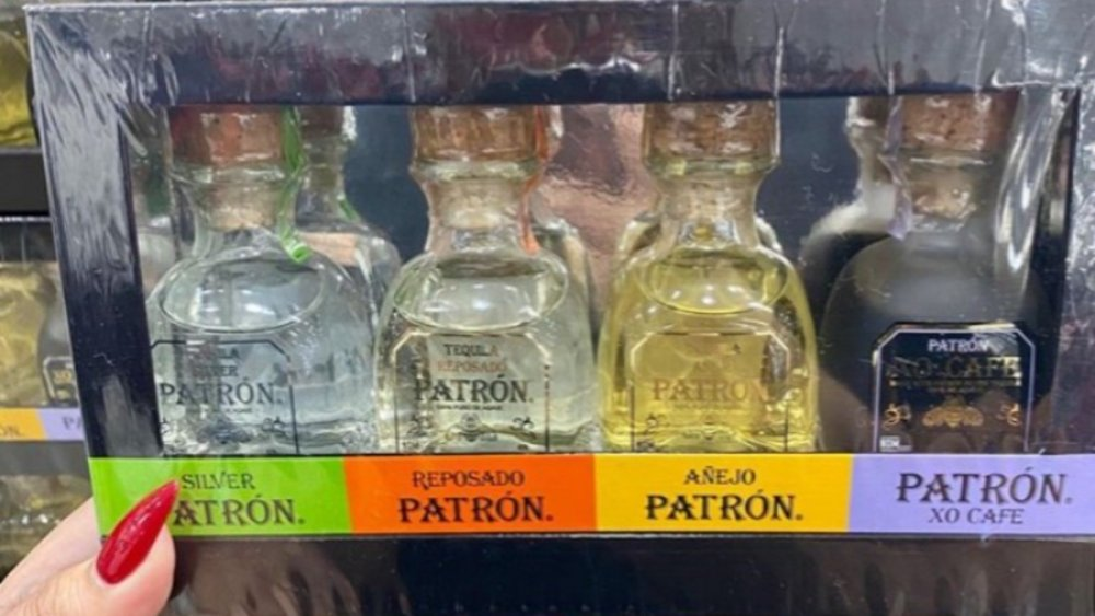Cosco Tequila variety pack