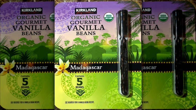Costco's Madagascar vanilla beans