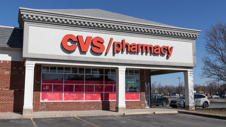 CVS Pharmacy parking lot