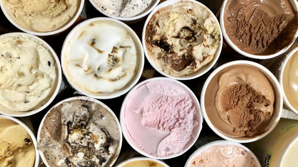 dairy-free pints of ice cream