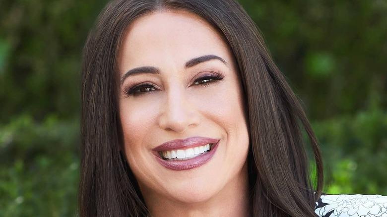 Dany Garcia smiling