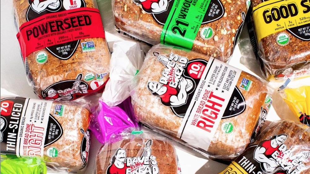 Dave's Killer Bread in bags