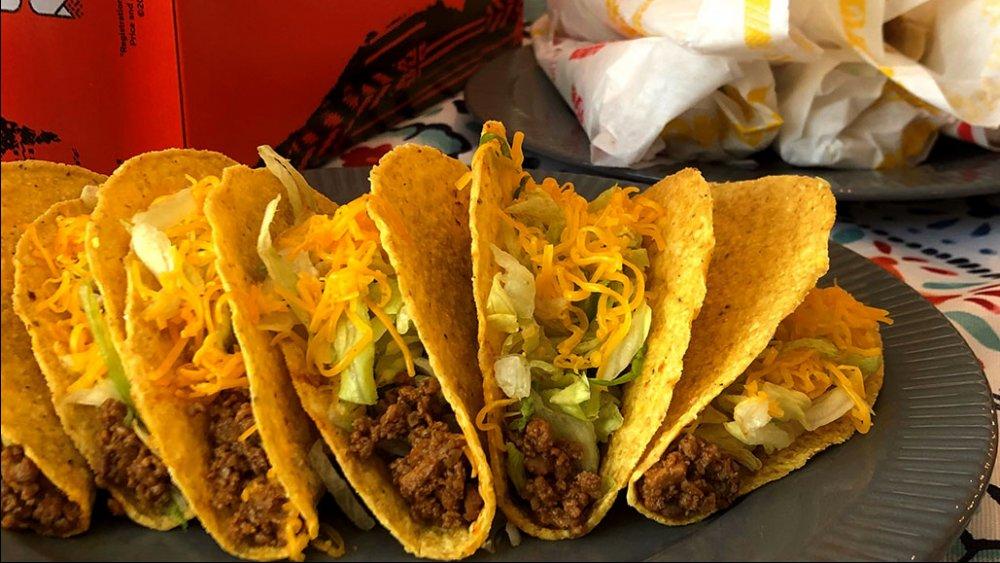 del taco secret menu items