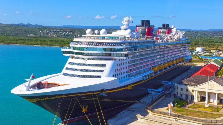 Disney Cruise ship