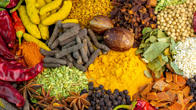 High-quality spices
