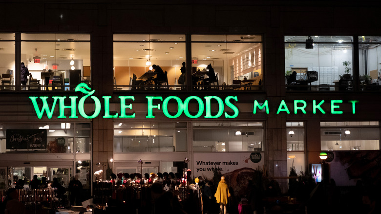 Whole Foods store exterior