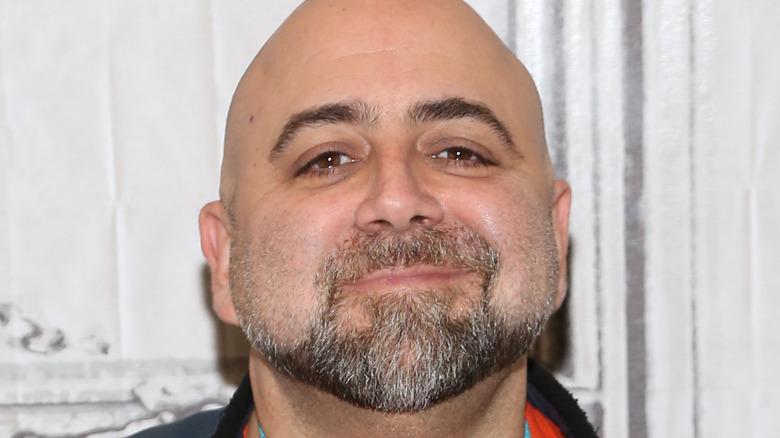 Duff Goldman with beard