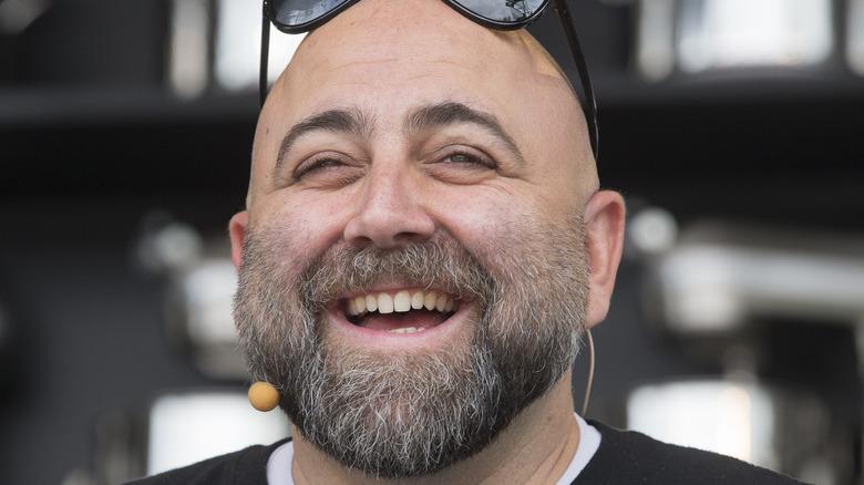 Chef Duff Goldman smiling big