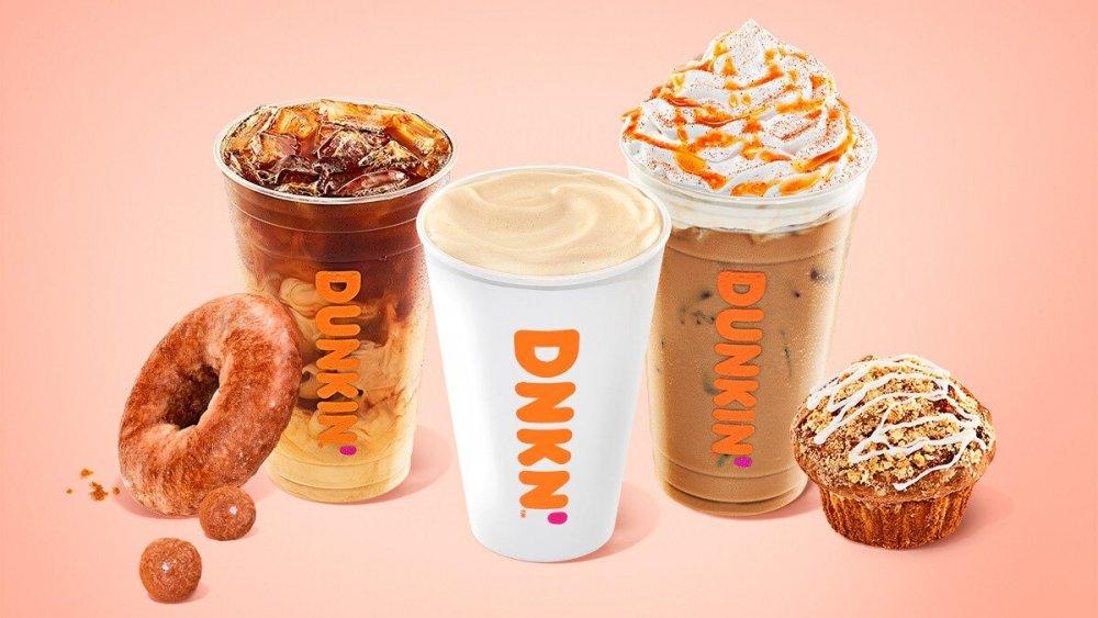 Dunkin' Fall Menu items