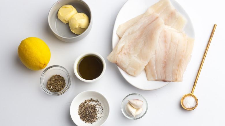 haddock recipe ingredients