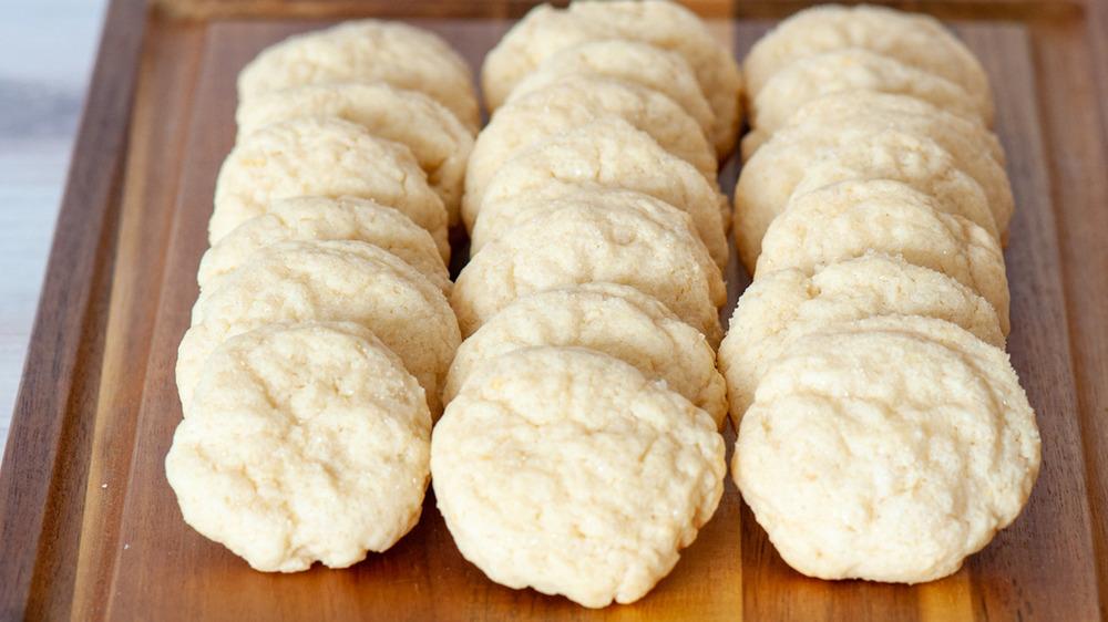 easy lemon cream cheese cookies