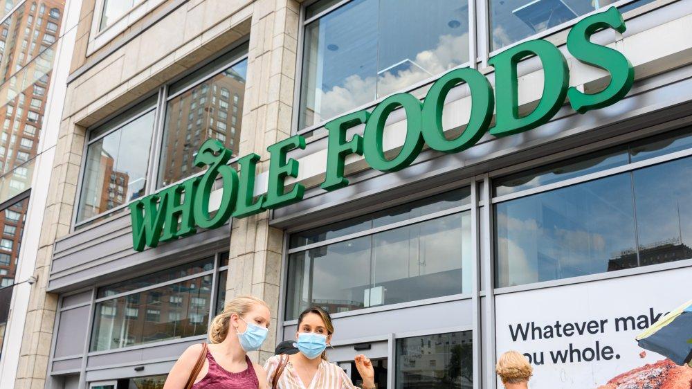 Whole Food supermarket