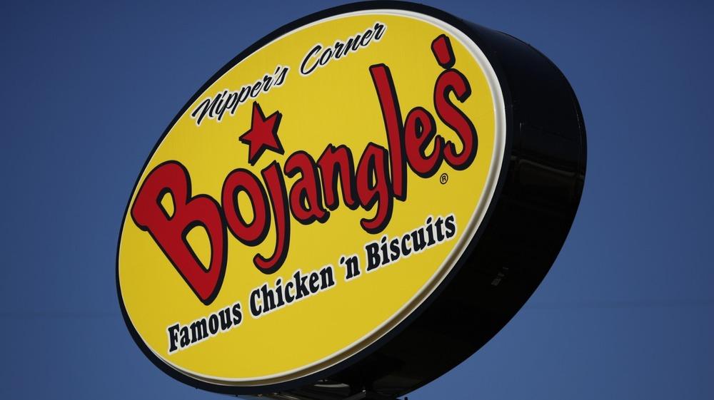 Bojangles sign