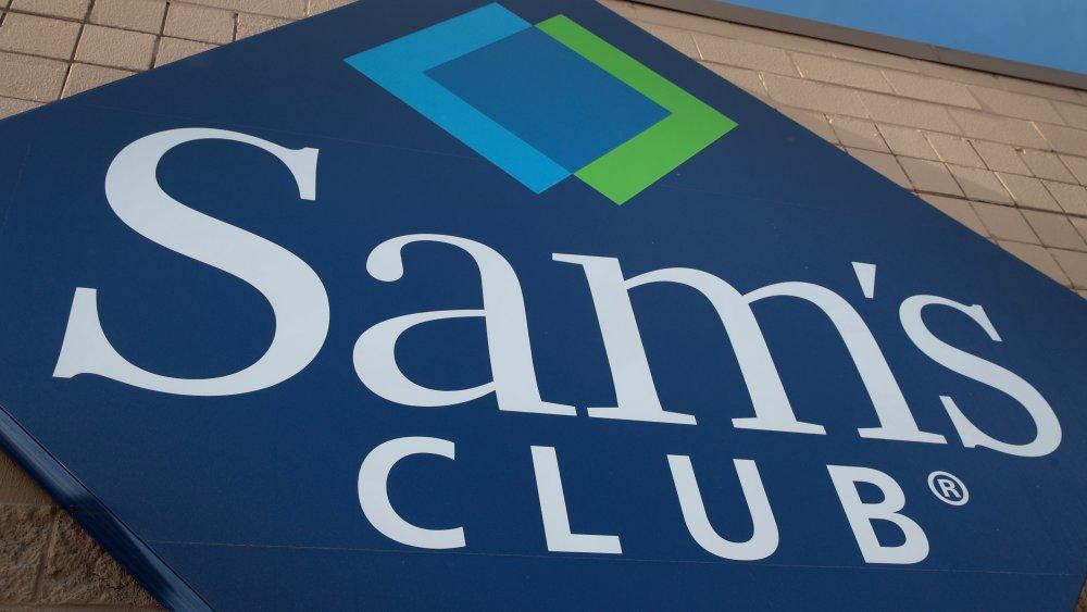 Sam's Club food court