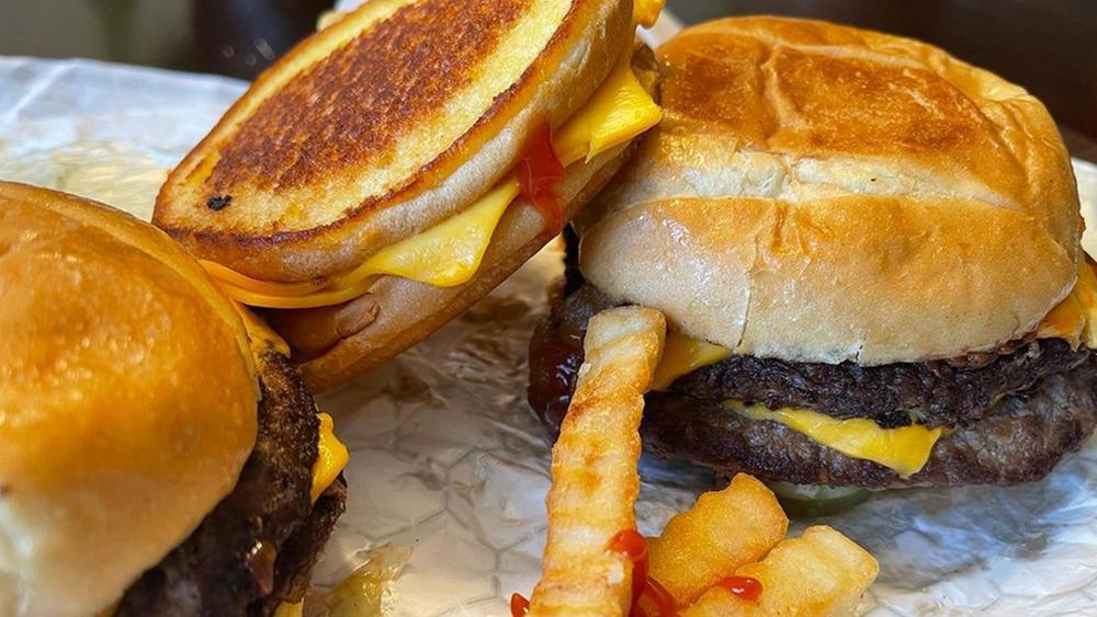 MrBeast burgers