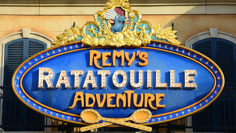 Remy's Ratatouille Adventure at Disney World