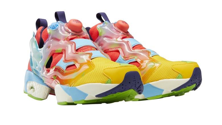 Reebok's Instapump Fury sneakers
