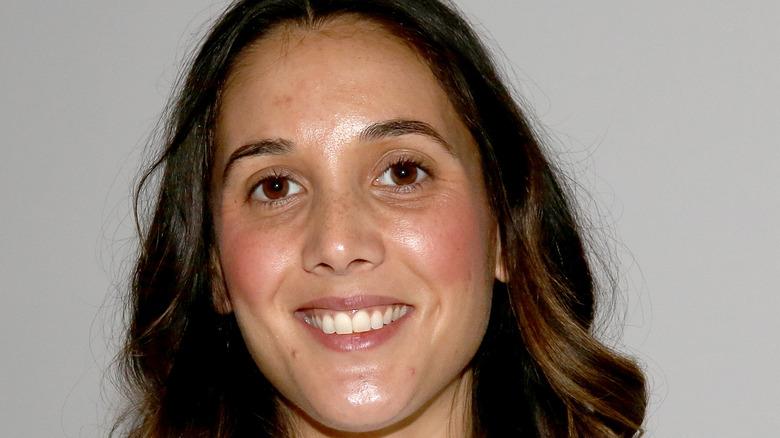 Close up of Leah Cohen