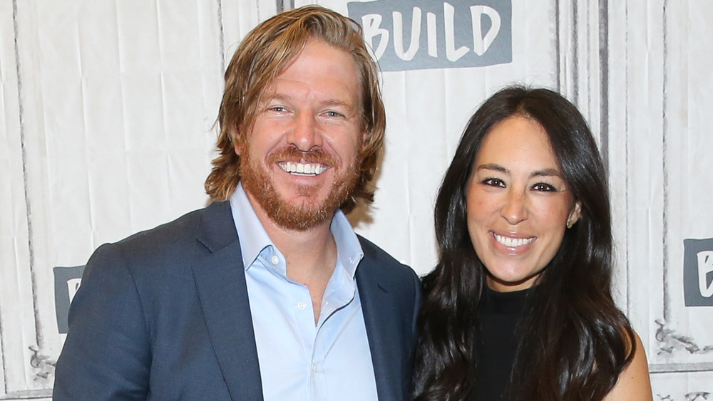 Chip and Joanna Gaines of Magnolia