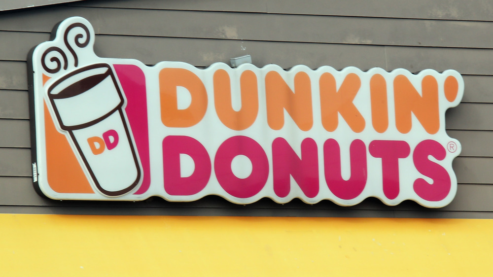 Dunkin' Donut shop