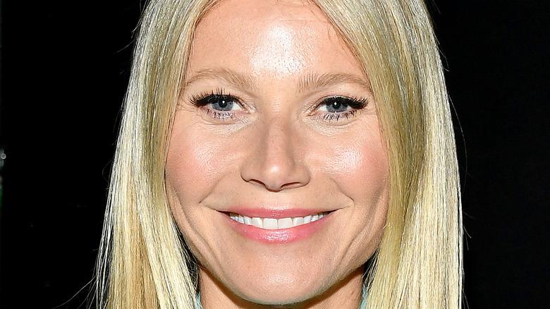Founder of Goop Gwyneth Paltrow smiling