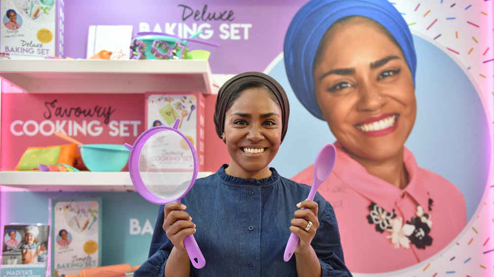 Great British Baking Show's Nadiya Hussain