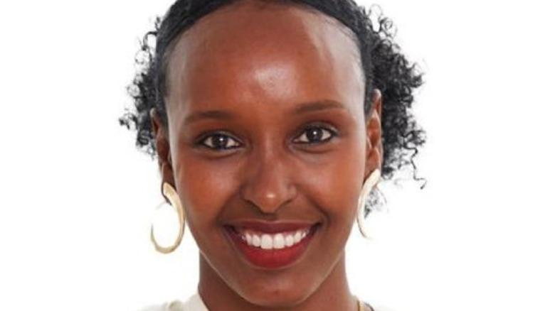 Headshot of Hawa Hassan