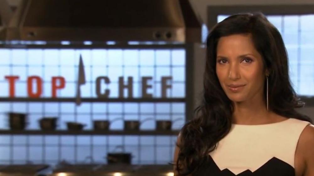 Top Chef host Padma Lakshmi