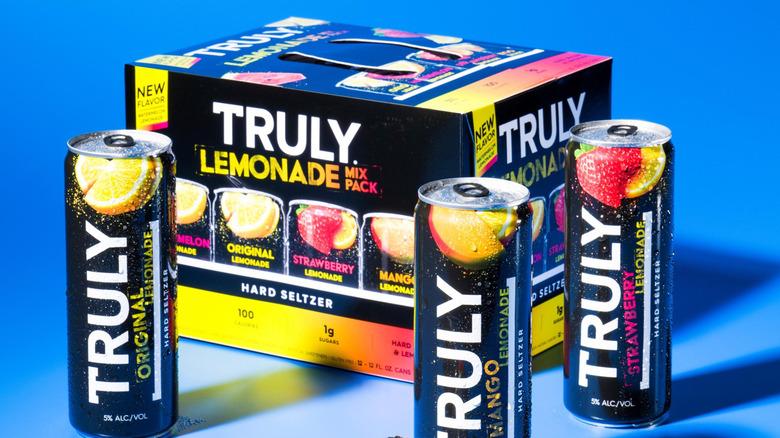 Truly's Hard Lemonade Variety Pack