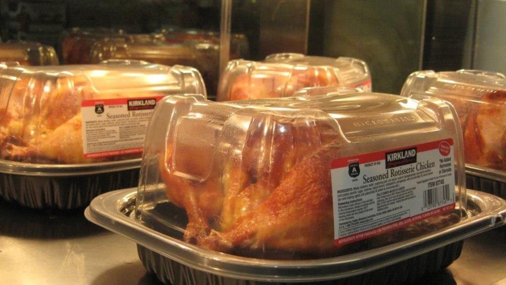 Costco rotisserie chickens
