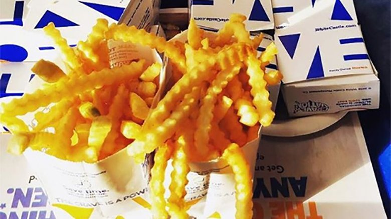 white castle fries