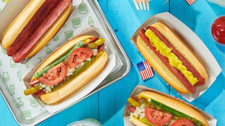 the best fast food hot dogs, ranked