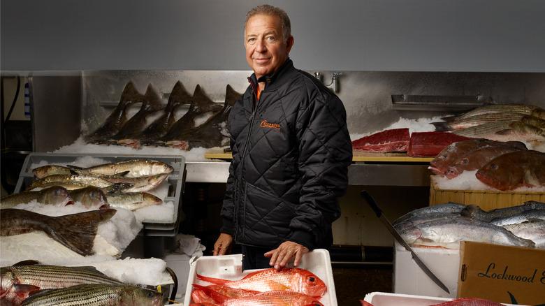 Joe Gurrera, fishmonger and owner of Citarella