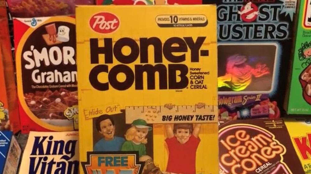 1980s Sugar Cereals