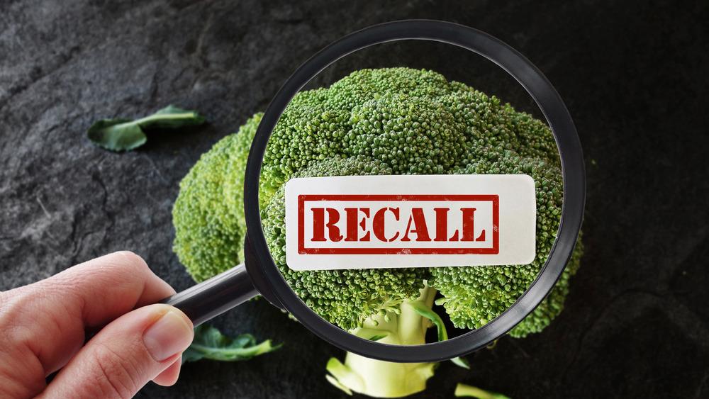 Broccoli Recalled