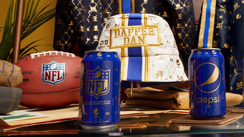 Pepsi x Dapper Dan Collection