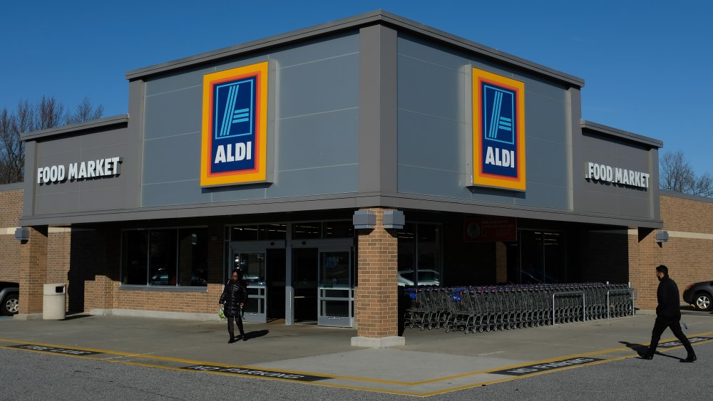 Aldi Storefront