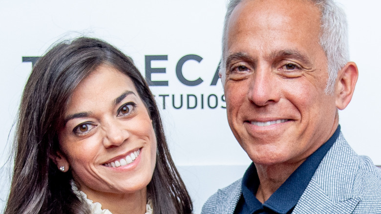 Geoffrey and Margaret Zakarian smiling