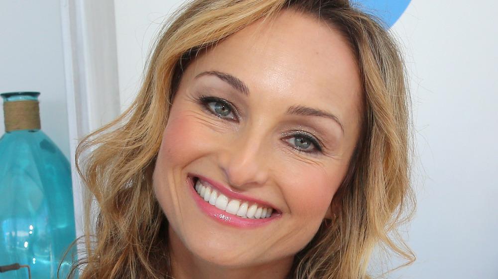 Giada De Laurentiis smiling