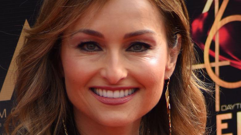 Giada De Laurentiis at Emmy Awards