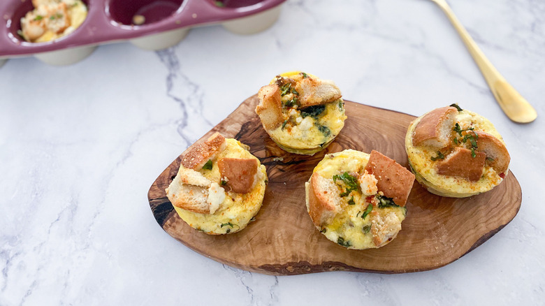 Giada's egg casserole with a twist