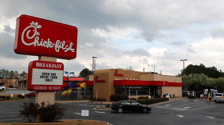 Chick-fil-A, US locations