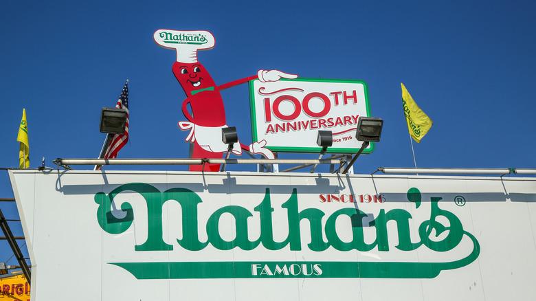 Original Nathan's Famous at Coney Island