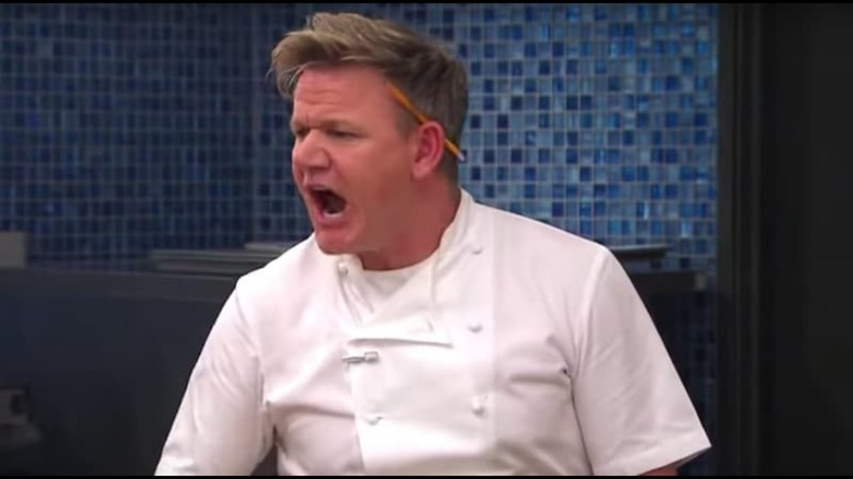 Season 18 Gordon Ramsay rages at contestants